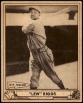 1940 Play Ball #78  Lew Riggs  Front Thumbnail