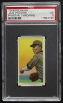 1909 T206 THR Jack Pfiester  Front Thumbnail