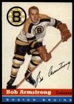 1954 Topps #7  Bob Armstrong  Front Thumbnail