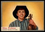 1953 Topps Who-Z-At Star #76  Slim Pickens  Front Thumbnail