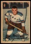 1953 Parkhurst #57  Harry Howell  Front Thumbnail